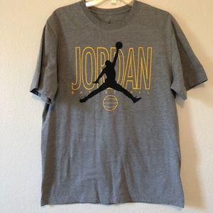 Air Jordan Basketball Jumpman T-shirt